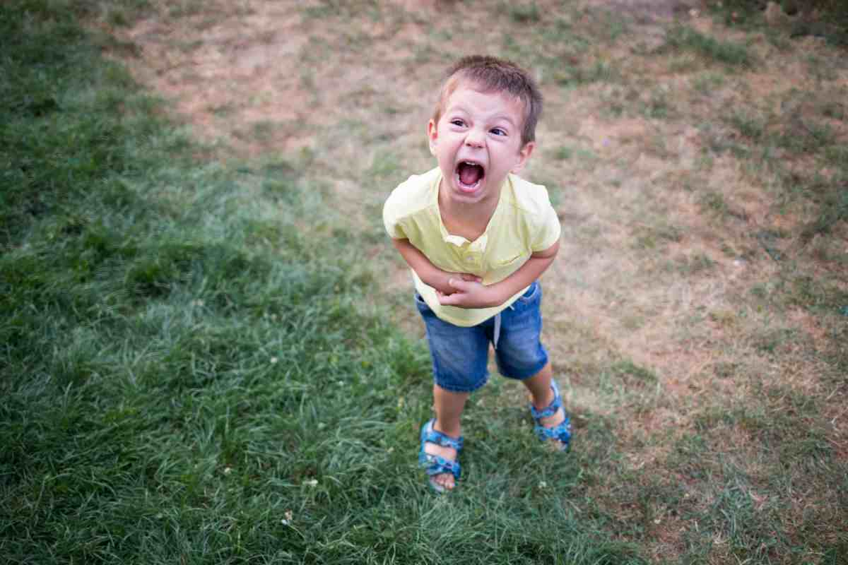 How to Parent a Crying Child and why you Shouldn't Punish Tantrums